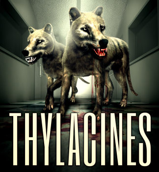 Thylacines by Deborah Sheldon (retro post)